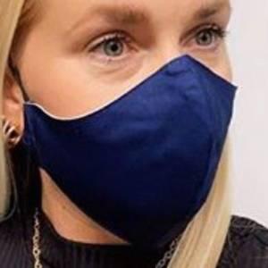 Bilde av Maske ikke medisinske, Navy